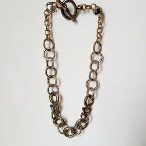 ☀️ 3/$15 Geometric Metal Necklace